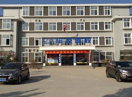 庙山北路锦绣龙城训练场